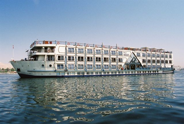 Princess Sarah Nile Cruise Deluxe River Nile Cruise Luxor